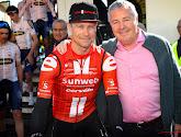 Nicolas Roche maakte maximaal gebruik van diskwalificatie Pierre Latour
