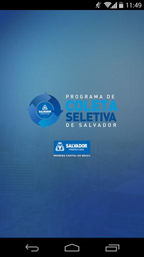 Coleta Seletiva Salvador screenshot 1