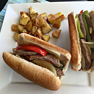 Detroiter Cheesesteak Subs