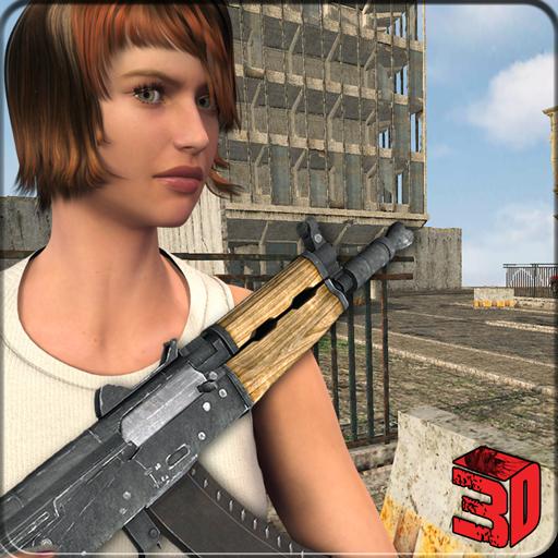 动作のRussian Mafia Gangster City 3D LOGO-記事Game