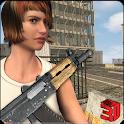 Russian Mafia Gangster City 3D icon
