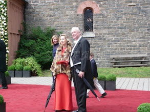 Photo: Prince Otto Ludwig and Princess Annette zu Sayn-Wittgenstein-Berleburg