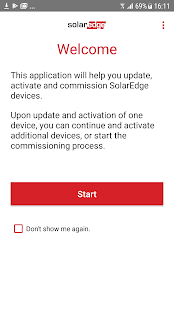 App SolarEdge Inverter SetApp: Commissioning Made Easy APK for Windows Phone