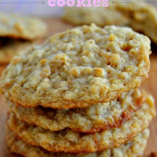 Coconut Ranger Cookies {and My Caribbean Vacay Recap!} Recipe