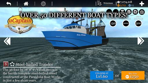 Ship & Boat Simulator uCaptain u26f5 Fun Fishing Games 4.995 screenshots 6