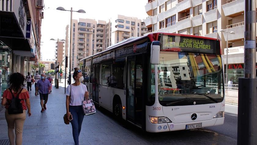 Almería ha sumado más de 300 positivos desde el viernes.