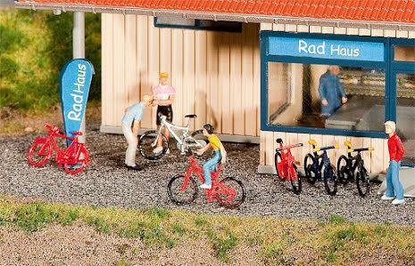 180445 Mountainbikes 16 st