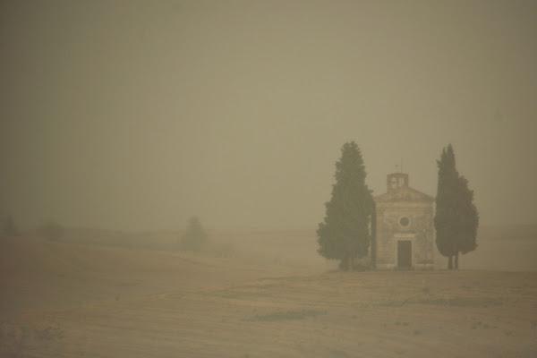 Toscana con ogni tempo di cristinababuder