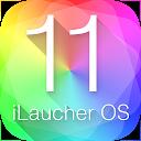 OS 11 iLauncher Phone 8 & Control Center OS 11