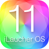 OS 11 iLauncher Phone 8 & Control Center OS 11
