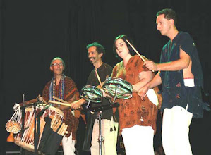 Photo: Dembolo ballade africaine, 2007