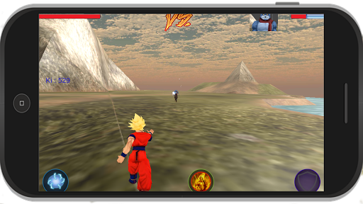Goku ultra fighter for PC