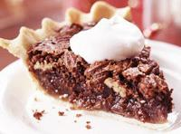 Chocolate Chess Pie With Variations Recipe