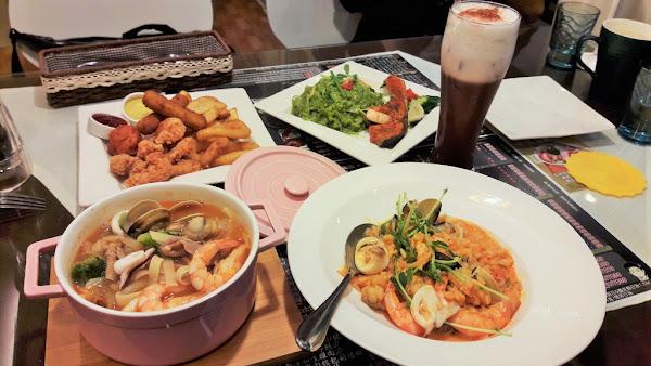 Sunny Pasta陽光義式廚坊 溫馨的平價美味義式餐館