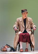 Photo: WIEN/ Theater in der Josefstadt/ Kammerspiele: THE KING'S SPEECH von David Seidler. Inszenierung Michael Gampe. Premiere 20. September 2012. Therese Lohner. Foto: Barbara Zeininger