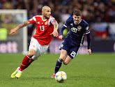 La Russie sans Fiodor Kudryashov face à la Belgique