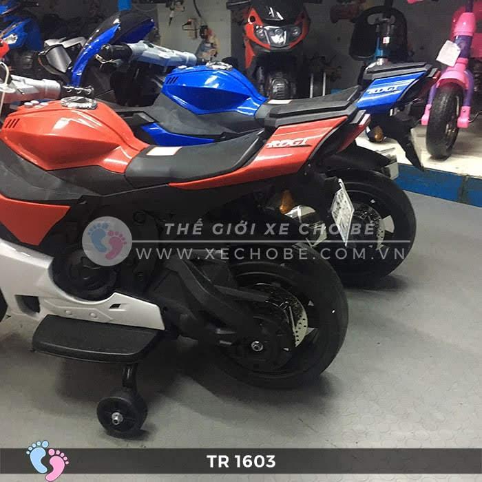 Xe moto điện thể thao Yamaha TR1603 12