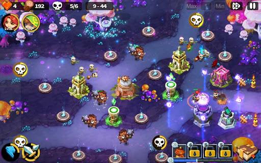 Hero Defense King 1.0.3 screenshots 4