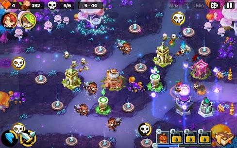 Hero Defense King 1.0.11 MOD (Unlimited Money) 7