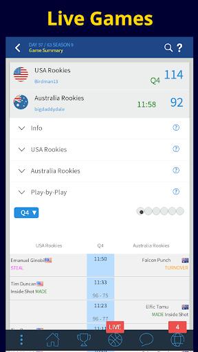 CyberDunk 2 Basketball Manager 2.5.4 de.gamequotes.net 4