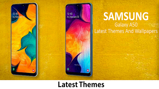 Theme for Samsung Galaxy A50-Launcher & Wallpapers for PC / Windows