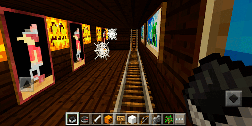 Minecraft Pocket Edition Free Android Games Room