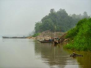 Photo: Mekong at dawn