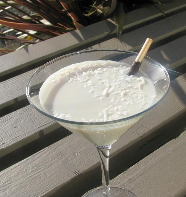 Winter Wonderland Martini Recipe