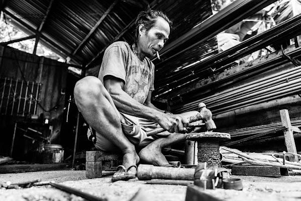 The Blacksmith di Alchimista