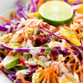 Healthy Coleslaw With Greek Yogurt Recipes.