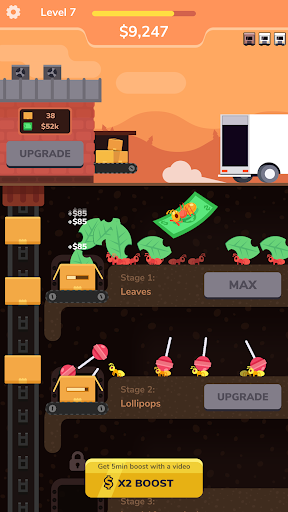 Ant Factory - screenshot