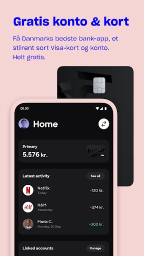 Lunar - Bank app  screenshots 1
