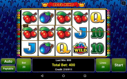 Reel Kingu2122 Slot  screenshots 12
