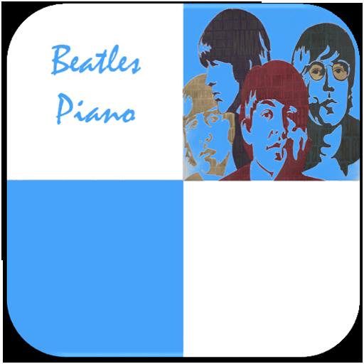 The Beatles Piano Tiles 音樂 App LOGO-APP開箱王