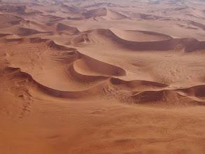 Photo: Désert du Namib en Namibie