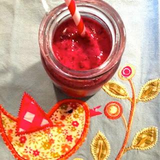 Blueberry Kiwi Minty Groovy Smoothie Recipe