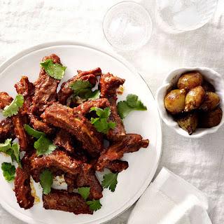 Chipotle-glazed Pork Ribs (costillas De Cerdo Al Chipotle)