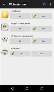 shc SmartHome Control screenshot 2