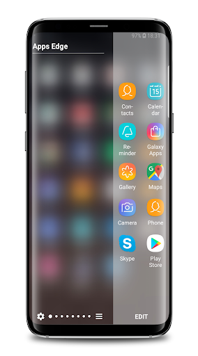 Edge Screen S9 1.6.3.5 screenshots 5