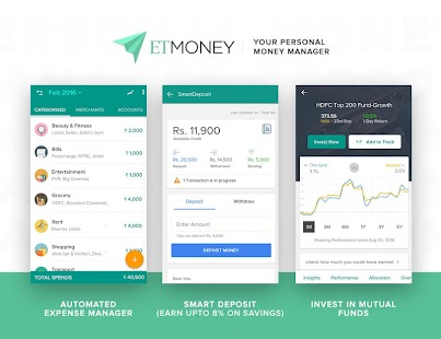 Your Personal Money Manager- screenshot thumbnail