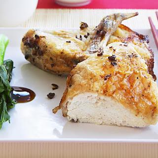 Crispy Szechwan Style Chicken.