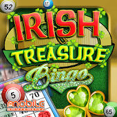 Irish Treasure Lucky Money Rainbow Bingo FREE