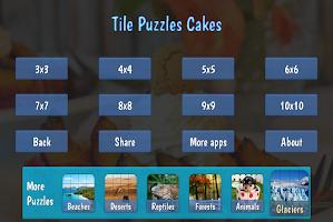 Tile Puzzles · Cakes