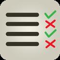 Ibadah Evaluation icon