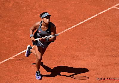 """Osaka geeft na opgave op Roland Garros nu ook verstek voor toernooi in Duitsland: """"Een pauze inlassen"""""""