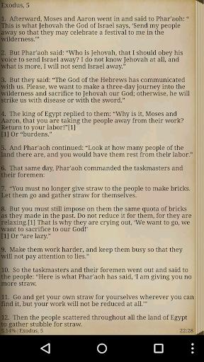 【免費書籍App】Jehovah Witness Bible-APP點子