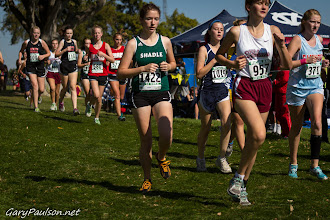 Photo: JV Girls 44th Annual Richland Cross Country Invitational  Buy Photo: http://photos.garypaulson.net/p110807297/e46cfdbd6