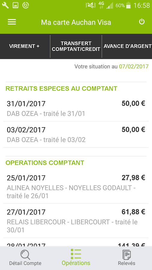 Mes comptes applications android sur google play - Mon compte oney ...