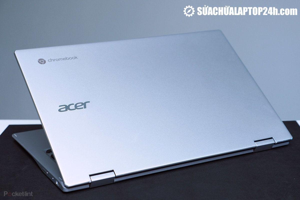 Acer Chromebook Spin 513 với thiết kế hiện đại, tinh tế