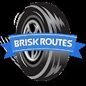 Brisk Routes icon